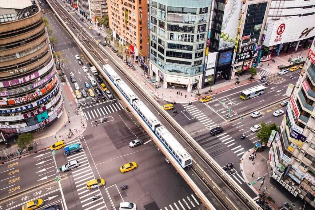 台北台南的顏值革命和城市化