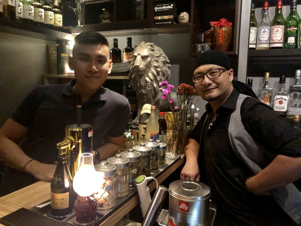Bar Mozaiku - 馬賽克酒吧