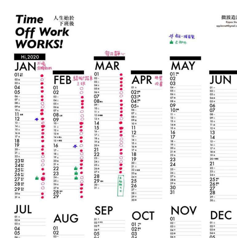 《一流工作者都在用的待辦清單》個體小聚讀書會心得筆記:放假也要放進行程表?